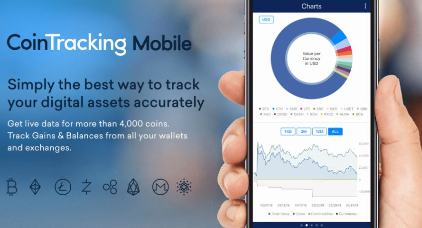 Mobile App Cointracking