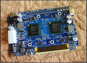 Lancelot FPGA Miner