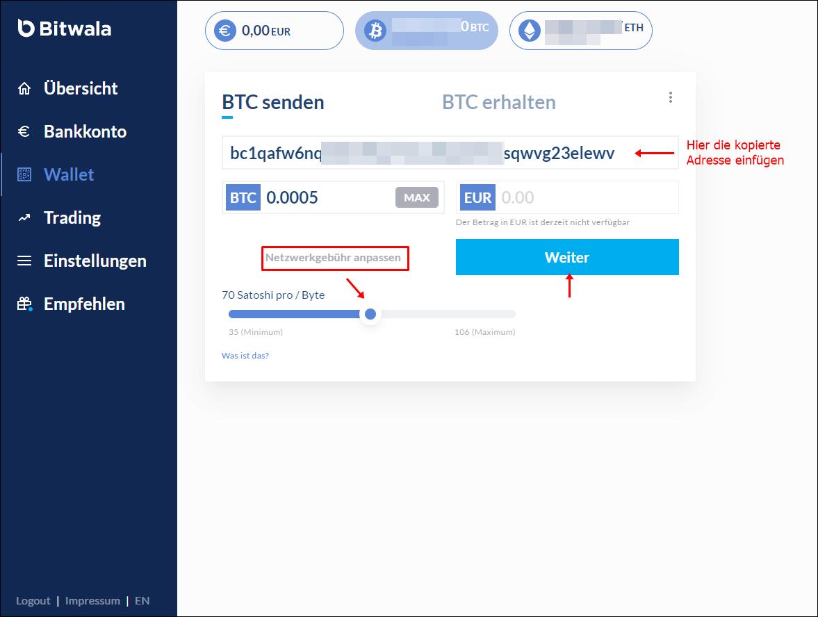 Unbestätigte Bitcoin Transaktion abbrechen – Wie geht das