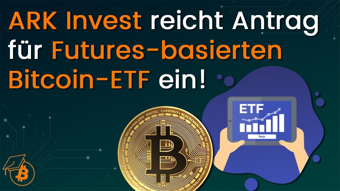 Bitcoin ETF ARK
