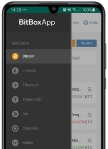Mobile BitBoxApp
