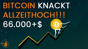 All time High Bitcoin