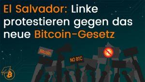 Proteste Bitcoin