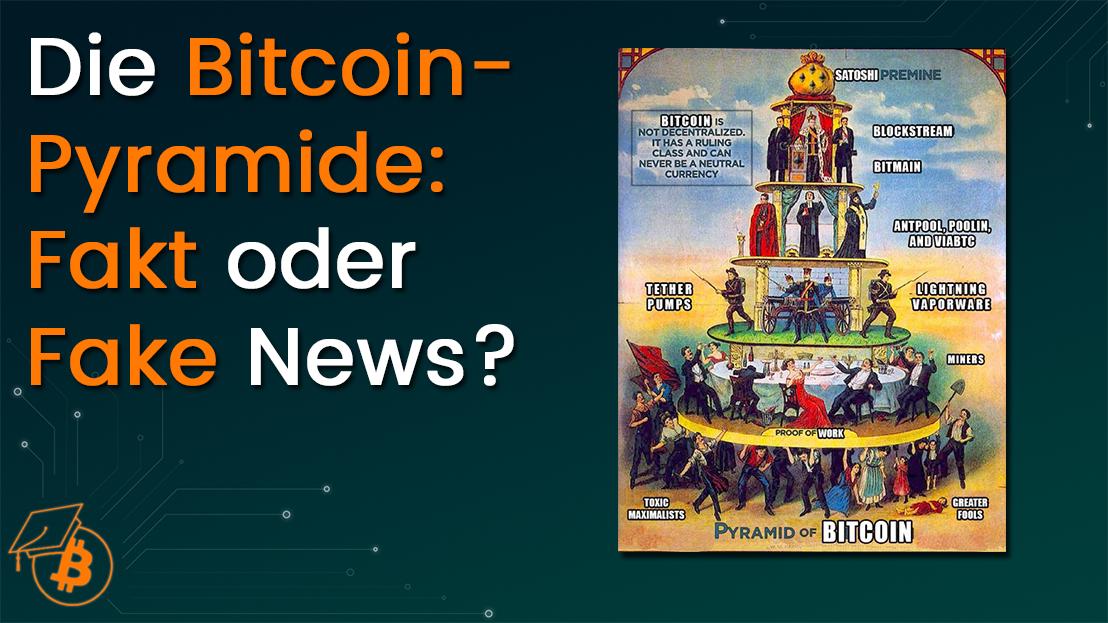 Bitcoin Pyramide