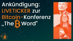 Bword Konferenz