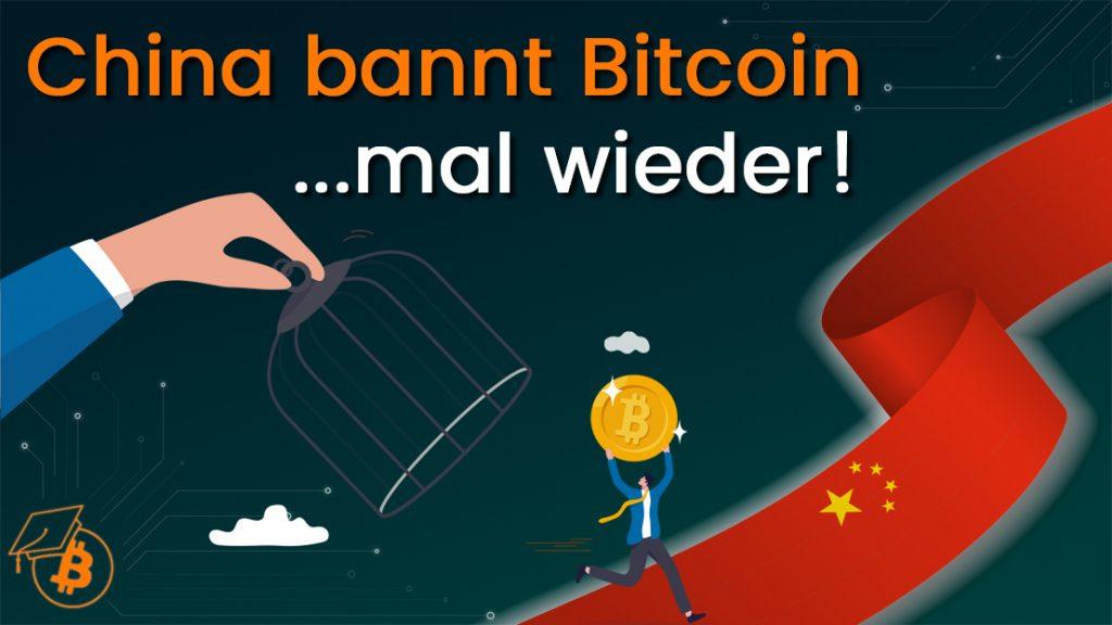 china Bitcoin Verbot