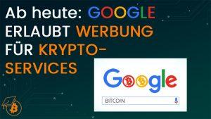 Google Werbung Bitcoin