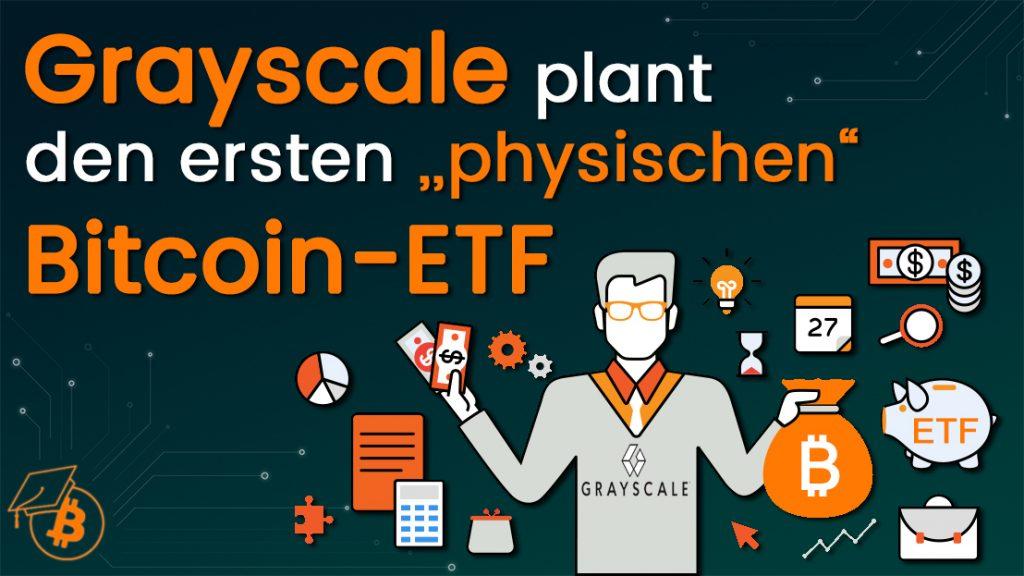 Bitcoin ETF Grayscale