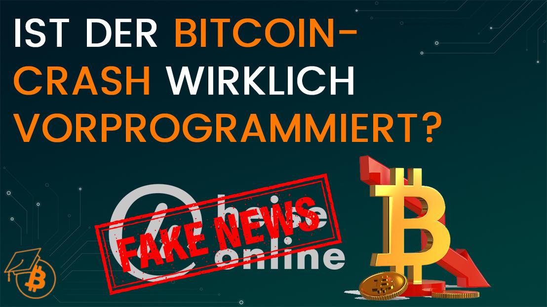 heise fake Bitcoin