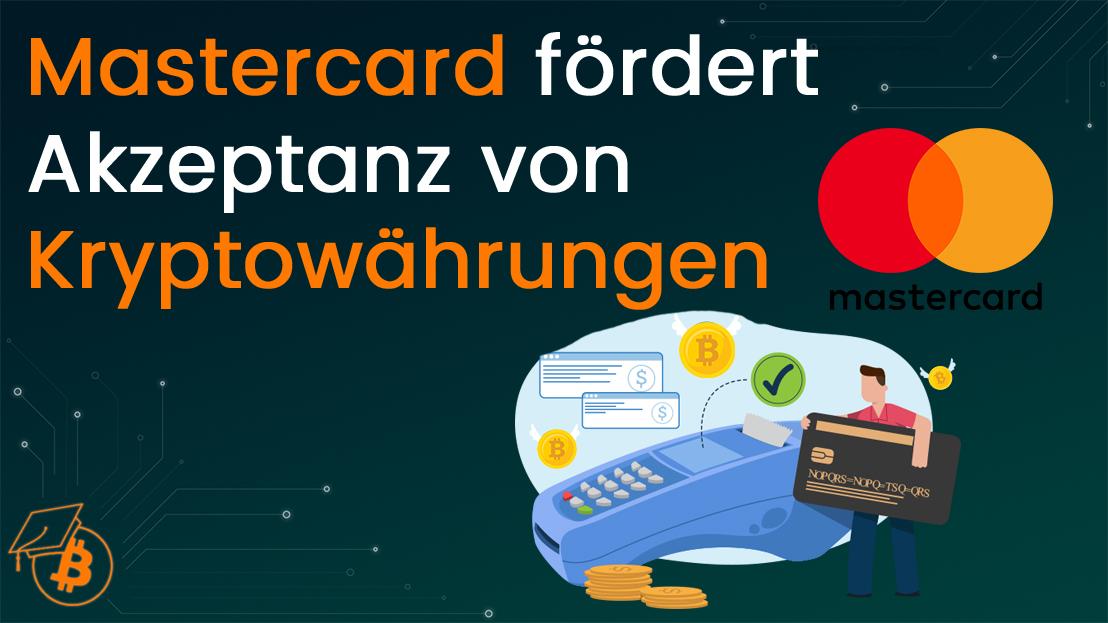 Mastercard fördert Krypto