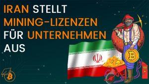 Lizenzen Iran Mining