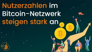 Bitcoin Nutzerzahlen