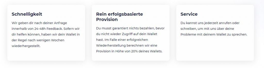 Was kannst du tun, wenn du Zugriff auf deine Wallet und somit deine Bitcoins oder andere Kryptowährungen verloren hast? Hier erfährst du mehr.
