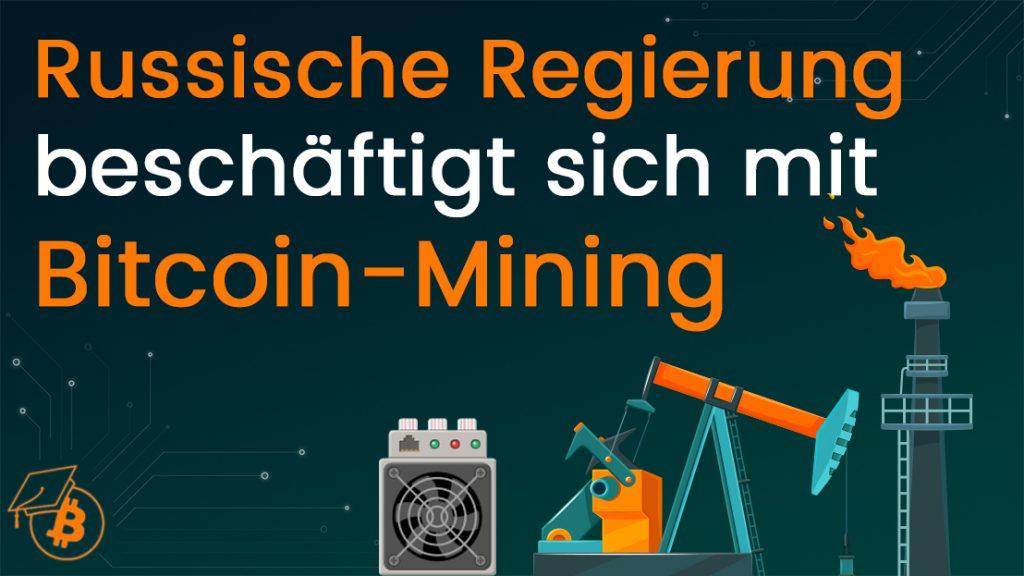 Mining Russland Bitcoin