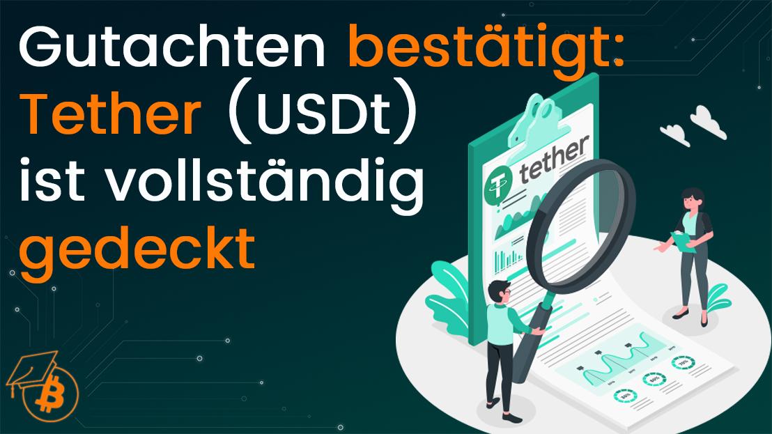 Thumbnail Tether Gutachten