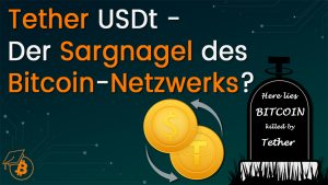 Tether Gefahr Bitcoin