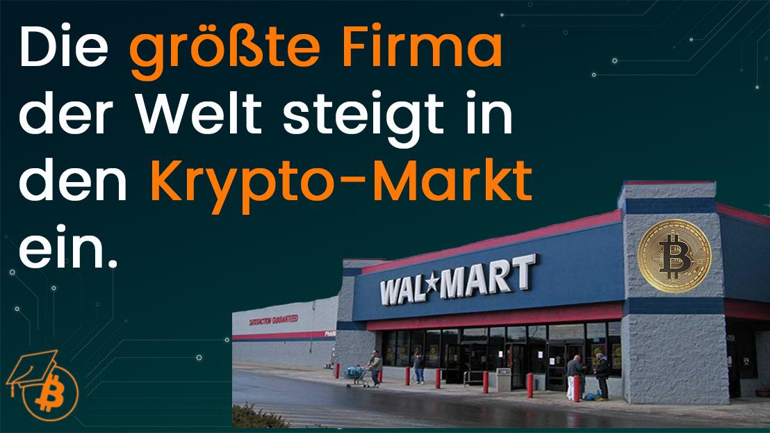 Walmart Bitcoin